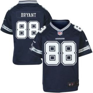 Nike Dez Bryant Dallas Cowboys Toddler Game Jersey   Navy Blue
