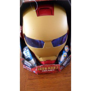 Iron Man Deluxe Helmet Toys & Games