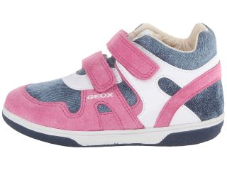 Geox Kids Baby Summ Flick Girl 17 Toddler Avio Fuchsia 2