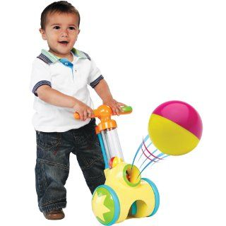 TOMY Pic n' Pop Ball Blaster Baby Toy Toys & Games