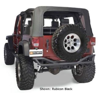 2007 2011 Jeep Wrangler (JK) Bumper   Olympic 4X4 Products, Olympic 4X4 Products 250 BOA