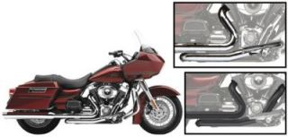 2000 2007 Harley Davidson FLHTCU/I Electra Glide Ultra Classic Exhaust Pipe   Cobra Exhaust, Direct fit