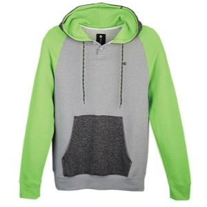 Billabong Balance Pullover Hoodie   Mens   Casual   Clothing   Lime Green Heather