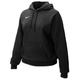 Nike Classic Fleece Hoody   Womens   For All Sports   Clothing   Black