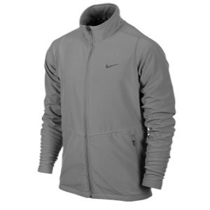Nike Max Soft Shell Jacket   Mens   Training   Clothing   Mine Grey/Mercury Grey