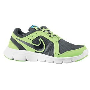 Nike Flex Experience   Boys Grade School   Running   Shoes   Anthracite/Black/White/Metallic Silver