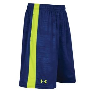 Under Armour Micro Shorts   Mens   Training   Clothing   Caspian Emboss/High Vis Yellow/High Vis Yellow