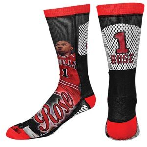For Bare Feet NBA Sublimated Player Socks   Mens   Basketball   Accessories   Los Angeles Clippers   Multi