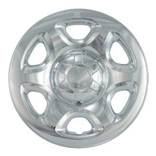 "Bully Imposter IMP 79X, Ford, 16"" Chrome Replica Wheel Cover, (Set of 4) Automotive"