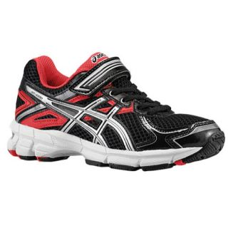ASICS� GT 1000 2   Boys Preschool   Running   Shoes   Black/Fire Red/Black