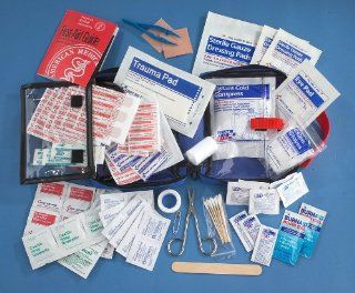 120PC FIRST AID KIT W/BONUS  Camping First Aid Kits  Sports & Outdoors