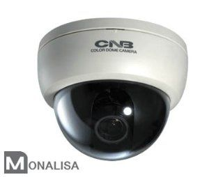 Monalisa Series Ultra High Res Color Sony Super HAD, 600 Lines Color / 650 Lines B/W Day Night Dome Camera 2.8 10.5mm Lens AC/DC  Camera & Photo