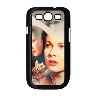 Vivien Leigh in Gone With the Wind Samsung Galaxy S3 Case for Samsung Galaxy S3 I9300 Cell Phones & Accessories