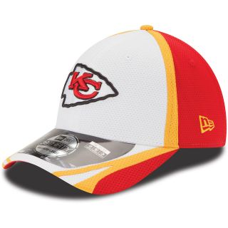 NEW ERA Youth Kansas City Chiefs 2014 Training Camp 39THIRTY Stretch Fit Cap