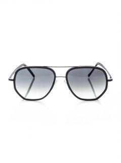 Square Aviator style sunglasses  Cutler and Gross  MATCHESFA