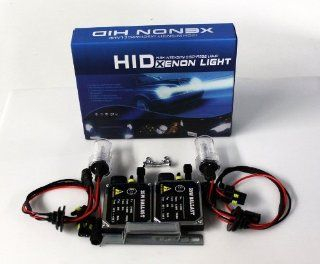 TGP H10 9140 9145 8000k Iceberg Blue HID Xenon Conversion Kit Fog Light Only 2003 2012 Ford F 150 Automotive