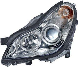 DRIVER SIDE HEADLIGHT Mercedes Benz CLS500, Mercedes Benz CLS55 AMG, Mercedes Benz CLS550, Mercedes Benz CLS63 AMG HID TYPE HEAD LIGHT ASSEMBLY Automotive