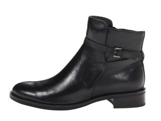 Ecco Hobart 25 Mm Strap Ankle Boot Black Soft Touch