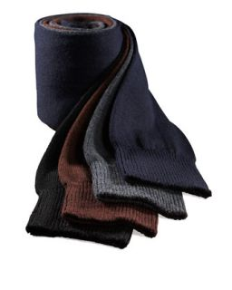 Mens Luxe Ankle Socks   Charcoal