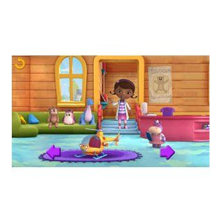 LeapFrog Disney Doc McStuffins Learning Game (works with LeapPad Tablets and Leapster GS) Toys & Games