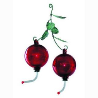 Double Cherry Hummingbird Feeder   Bird Feeders
