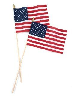 Lets Party By Creative Converting American Flag (1 count)  Other Products