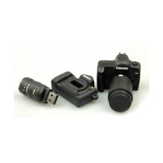 High Quality 4 GB Camera shape USB Flash drive Computers & Accessories
