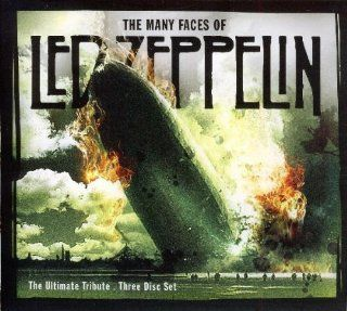 The Many Faces of Led Zeppelin Trilogy Music