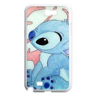 Best FashionCaseOutlet Ohana Means Family Lilo and Stitch Samsung Galaxy Note 2 N7100 case Cell Phones & Accessories