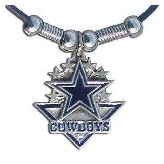 Dallas Cowboys NFL Chain Pendant Necklace Sports Women's Men's Jewelry Jewelry