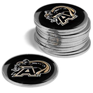 Army Black Knights Golf Ball Marker (12 Pack)  Sports & Outdoors