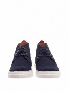 Beat suede chukka boots  Oliver Spencer