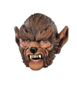 Scary Masks Werewolf Chin Strap Mask Halloween Costume   Most Adults Clothing