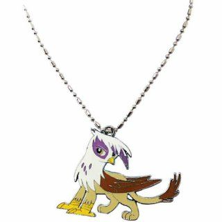 My Little Pony Girls' Metal Pendant Necklace Gilda the Griffon Jewelry