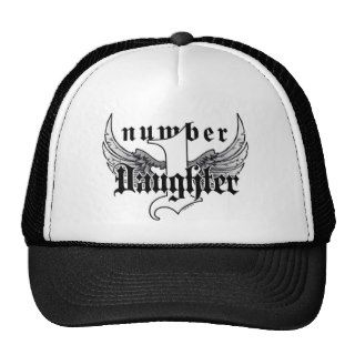 Number One Daughter Trucker Hat