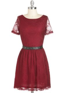 Lace Wine and Dine Dress  Mod Retro Vintage Dresses