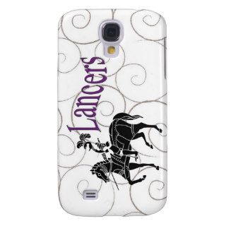 Lancers 3G/3GS iPhone Case Samsung Galaxy S4 Cover