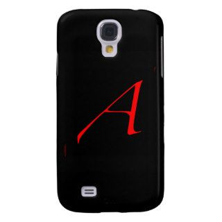 Scarlet Letter Speck Case Samsung Galaxy S4 Covers