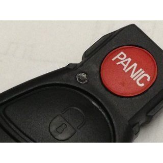 New 4 Buttons Remote Key Case Shell for Mercedes Benz CL55 AMG C230 C240 S600 E320 Automotive
