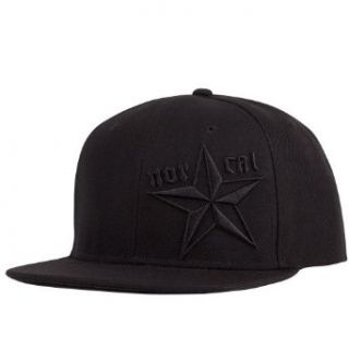NOR CAL Low Pro Mens Snapback Hat at  Men�s Clothing store