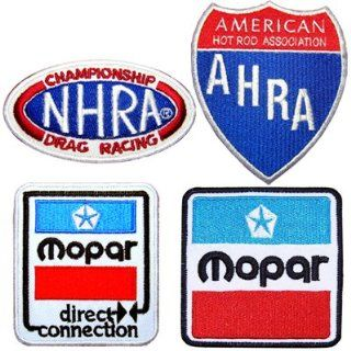 4 Hot Rod Racing Mopar Us Nhra Drag Nos Turbo Motorcycle Car Lot Jacket Suit Patch