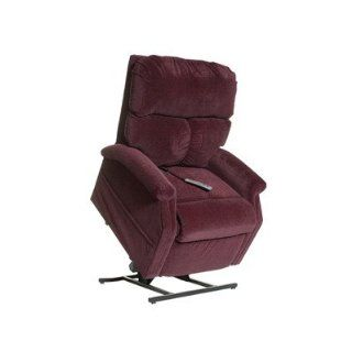 Pride Mobility LC 30 LC 30 Classic Collection Medium Lift Chair with Split Back   Quick Ship Fabric Wheat Health & Personal Care