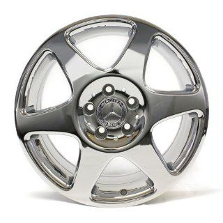 17 Inch Wheels Mercedes Benz Ml Class Chrome Factory Oem # 65249 Set of 4 Automotive