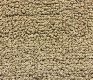 Round 5' Indoor Area Rug   Blush   berber textured carpet for residential or commercial use with Premium BOUND Polyester Edges.