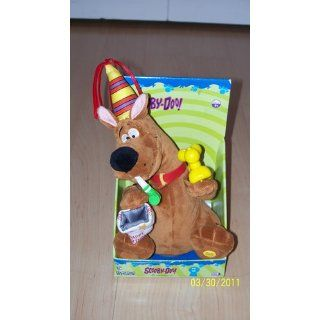 Singing Happy Birthday Scooby Doo PLUSH Toys & Games