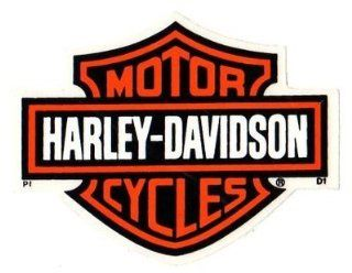 "Harley Davidson ~ Bar and Shield ~ Outside Window ~ Decal Sticker ~ 4 1/8"" x 3 1/4"" ~ Made in USA   Automotive Decals"