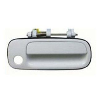 Motorking 6921032091C1 92 96 Toyota Camry White 040 Replacement Passenger Side Outside Door Handle 92 93 94 95 96 Automotive