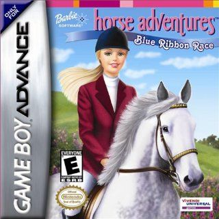 Barbie Horse Adventures Blue Ribbon Race Video Games