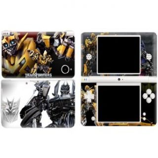 TRANSFORMERS BUMBLE BEE Nintendo DSI XL NDSI XL Vinyl Skin Decal Sticker (Matte)+ Screen Protectors at  Men�s Clothing store
