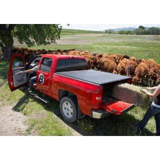 Bestop 15235 01 ZipRail Truck Tonneau Cover for Dodge Ram 1500, 8' Bed w/o tailgate spoiler, 2002 2008; Dodge Ram 2500/3500, 8' Bed, w/o tailgate spoiler, 2003 2009 Automotive